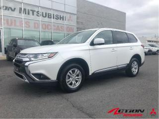 Used 2020 Mitsubishi Outlander ES S-AWC+7 PLACES+A/C+MAGS+APPLE CARPLAY+GR. ÉLEC for sale in St-Hubert, QC