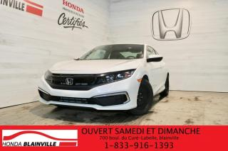 Used 2019 Honda Civic LX for sale in Blainville, QC