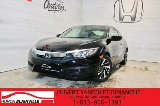 Used 2018 Honda Civic LX BM for sale in Blainville, QC