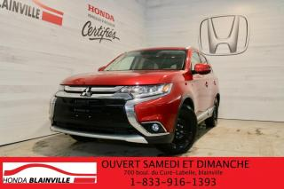 Used 2016 Mitsubishi Outlander GT AWC 4 portes for sale in Blainville, QC