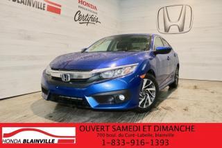 Used 2018 Honda Civic EX CVT for sale in Blainville, QC