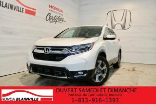 Used 2018 Honda CR-V EX TRACTION INTÉGRALE for sale in Blainville, QC