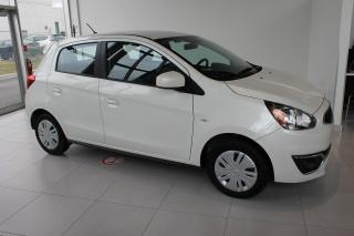 Used 2017 Mitsubishi Mirage 4dr HB CVT ES for sale in Boucherville, QC