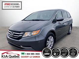 Used 2016 Honda Odyssey ** EX * MAGS * AC * CAMERA * CRUISE * for sale in Québec, QC