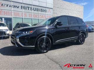 Used 2019 Mitsubishi Outlander BLACK EDITION AWC+APPLE CARPLAY+A/C+TOIT+MAGS 19 for sale in St-Hubert, QC