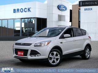 Used 2014 Ford Escape SE for sale in Niagara Falls, ON