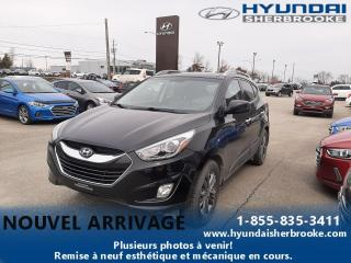 Used 2015 Hyundai Tucson BAS KILO! GLS 2.4 AWD TOIT PANO CAMERA for sale in Sherbrooke, QC