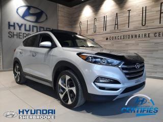 Used 2018 Hyundai Tucson BAS KILO! SE 1.6T AWD CUIR TOIT PANO CAM for sale in Sherbrooke, QC