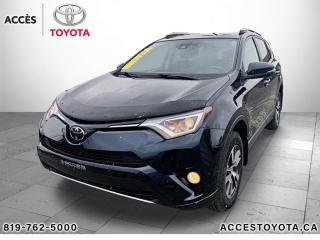 Used 2017 Toyota RAV4 AWD XLE for sale in Rouyn-Noranda, QC