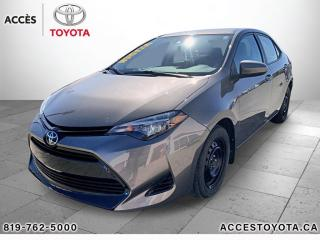 Used 2018 Toyota Corolla 12500km seulement for sale in Rouyn-Noranda, QC