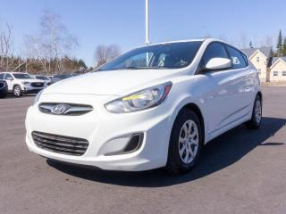 Used 2014 Hyundai Accent GL BLUETOOTH AUTOMATIQUE *SIÈGES CHAUFFANTS* for sale in Mirabel, QC