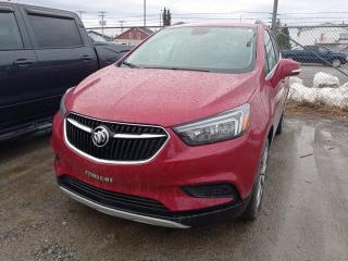 Used 2017 Buick Encore UNKNOWN for sale in La Sarre, QC