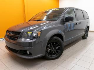 Used 2020 Dodge Grand Caravan STOW N GO BLUETOOTH CAMÉRA RECUL *BAS KILOMÉTRAGE* for sale in Mirabel, QC