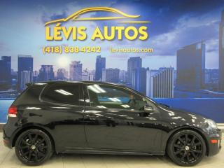 Used 2012 Volkswagen Golf GTI DSG SHIFTRONIC BEAU LOOK BAS PRIX A VOIR for sale in Lévis, QC