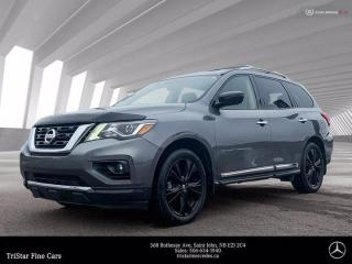 Used 2017 Nissan Pathfinder Platinum for sale in Saint John, NB