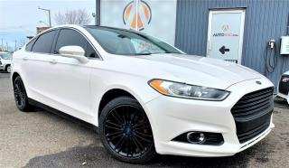 Used 2014 Ford Fusion ***SE,ECOBOOST,CUIR,MAGS,BEAU LOOK*** for sale in Longueuil, QC
