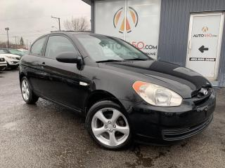 Used 2008 Hyundai Accent ***HATCHBACK,AUTOMATIQUE,MAGS,AUBAINE*** for sale in Longueuil, QC