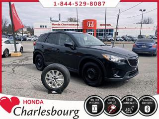Used 2014 Mazda CX-5 GX AWD **1 PROPRIO**AUCUN ACCIDENT** for sale in Charlesbourg, QC