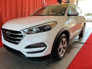 Used 2018 Hyundai Tucson *GL**CAMERA*BLUETOOTH*CUIR*AWD for sale in Québec, QC