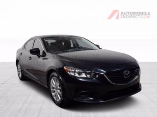 Used 2017 Mazda MAZDA6 GS LUXE CUIR TOIT MAGS for sale in Île-Perrot, QC