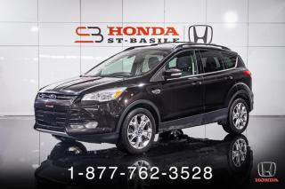 Used 2013 Ford Escape SEL + 4RM + CUIR + TOIT + MAGS + WOW! for sale in St-Basile-le-Grand, QC