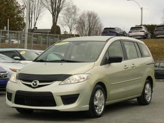 Used 2009 Mazda MAZDA5 Gs 6 Places for sale in St-Georges, QC