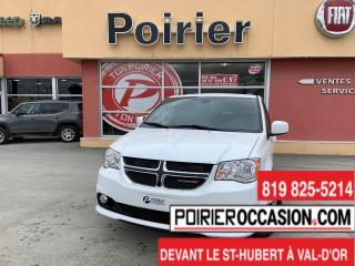 Used 2020 Dodge Grand Caravan SXT for sale in Val-D'or, QC