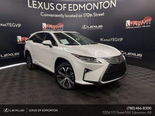 Used 2018 Lexus RX 350 L Standard Package for sale in Edmonton, AB