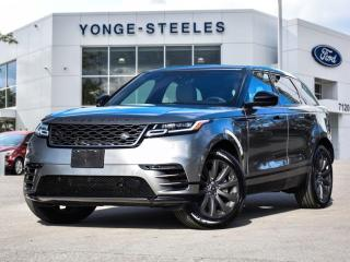 Used 2019 Land Rover Range Rover Velar R-Dynamic SE for sale in Thornhill, ON