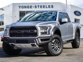Used 2019 Ford F-150 SVT RAPTOR for sale in Thornhill, ON