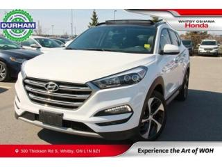 Used 2018 Hyundai Tucson 1.6T Ultimate AWD for sale in Whitby, ON