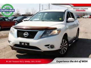 Used 2013 Nissan Pathfinder for sale in Whitby, ON