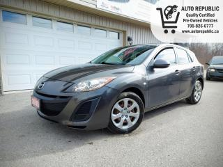 Used 2010 Mazda MAZDA3 GX,GX for sale in Orillia, ON