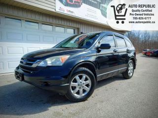 Used 2010 Honda CR-V LX for sale in Orillia, ON