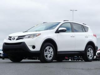 Used 2015 Toyota RAV4 LE SIEGES CHAUFFANTS for sale in St-Georges, QC