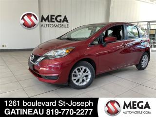 Used 2018 Nissan Versa Note SV for sale in Gatineau, QC