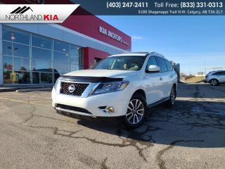 Used 2015 Nissan Pathfinder SL for sale in Calgary, AB