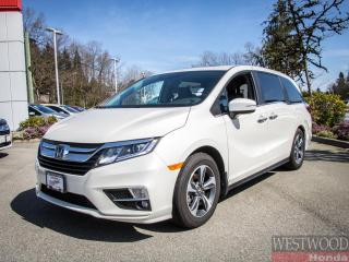 Used 2018 Honda Odyssey EX-L RES for sale in Port Moody, BC