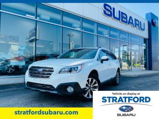 Used 2017 Subaru Outback Premier w/ Eyesight for sale in Stratford, ON