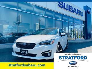 Used 2019 Subaru Impreza Limited for sale in Stratford, ON