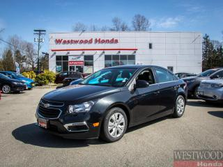Used 2015 Chevrolet Cruze 1LT Auto for sale in Port Moody, BC