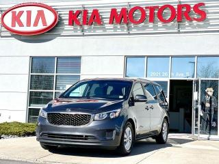 Used 2017 Kia Sedona LX for sale in Lethbridge, AB