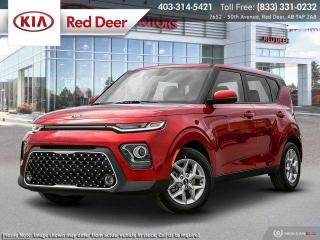 New 2021 Kia Soul EX for sale in Red Deer, AB