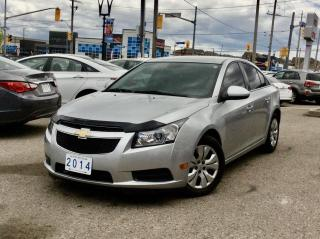 Used 2014 Chevrolet Cruze LT for sale in Toronto, ON