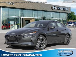 New 2021 Hyundai Elantra ULTIMATE AUTO for sale in Port Hope, ON