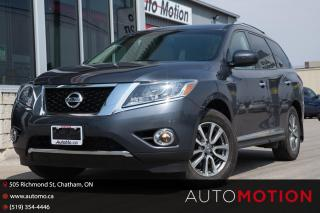 Used 2013 Nissan Pathfinder for sale in Chatham, ON
