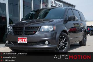 Used 2017 Dodge Grand Caravan CVP/SXT SE NO ACCIDENTS EXCELLENT CONDITION for sale in Chatham, ON