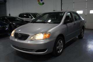 Used 2007 Toyota Corolla CE for sale in North York, ON