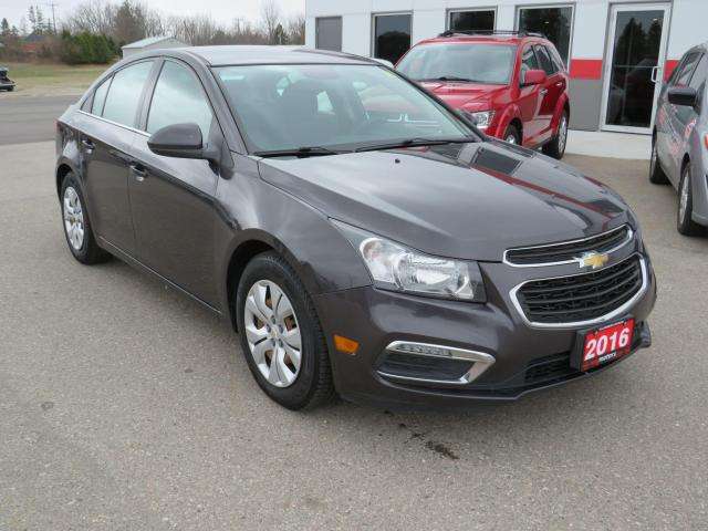 2016 Chevrolet Cruze LT with Backup Camera
