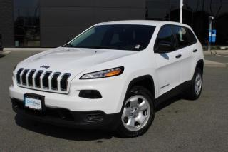 Used 2017 Jeep Cherokee FWD Sport for sale in Langley, BC